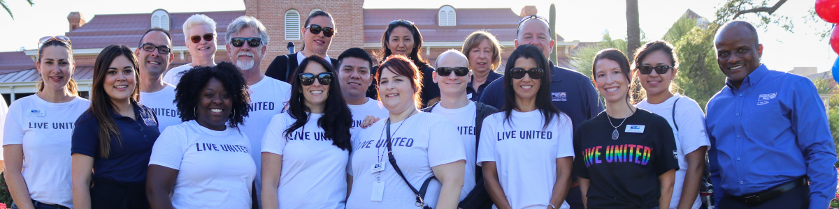 United Way of Tucson and Southern Arizona cover