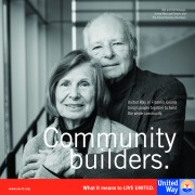 Community Builder Program - Monthly sustaining gifts