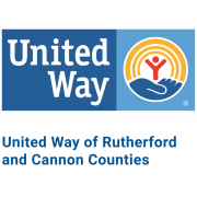 United Way of Rutherford  and Cannon Counties.